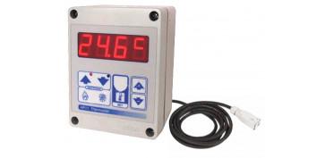 Calefacción gas, parafina y etanol - TERMOSTATO DIGITAL MASTER THD 5 METROS 4150.106