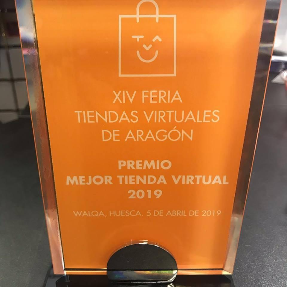 FERROVICMAR PREMIO A LA MEJOR TIENDA VIRTUAL