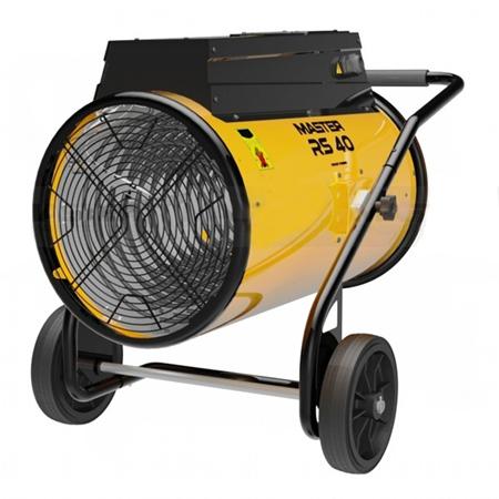 cañon generador de aire caliente electrico rs40