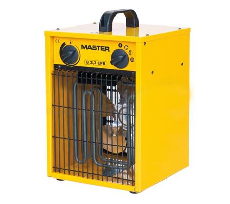 calentadores electricos Master