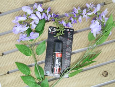 como limpiar unas tijeras de poda con productos recomendados por FElco