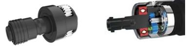 atornilladores neumaticos con accionamiento directo